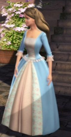 Barbie Dress, Barbie Clothes, Barbie Costume, Barbie Outfits, Barbie Painting, Barbie Hairstyle, Princess And The Pauper, Princess Movies, Frozen Elsa And Anna