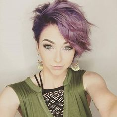 Short Punk Hairstyles Beauteous Edgy Short Punk Hairstyles  Can You Pull Off The Look  Project To