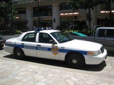 Honolulu (HI) Police # 958 Ford CVPI