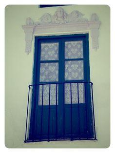 Windows in Granada