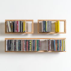 das kleine b - CD-Regal