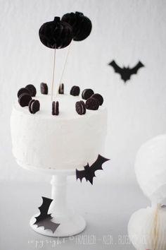 Halloween Party Cake ☆