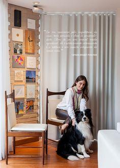 Open house | Tamara Brandt Perlman. Veja mais: http://casadevalentina.com.br/blog/detalhes/open-house--tamara-brandt-perlman-3241   #decor #decoracao #interior #design #casa #home #house #idea #ideia #detalhes #details #openhouse #style #estilo #casadevalentina