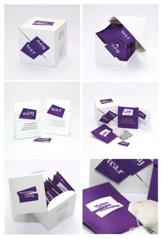 Unusual #tea #packaging #design PD