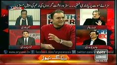 Off The Record with Kashif Malik 18 Dec 2014 ARY News Tv