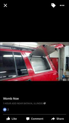 How to Install Rear Cargo Window on a Jeep Cherokee xj and