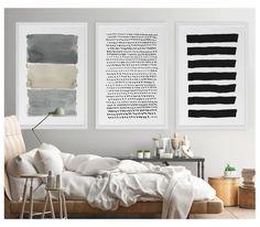 New modern art diy canvas artists ideas Diy Painting, Etsy Wall Art, Wall Art Diy Paint, Modern Art Diy, Diy Mural Painting, Abstract Wall Art, Large Abstract Wall Art, Grey Wall Art, Diy Canvas Art