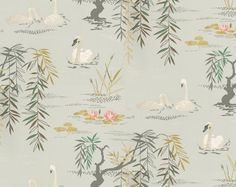 http://www.wallpaperdirect.co.uk/products/nina-campbell/swan-lake/68784