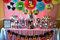 Mickey Mouse Clubhouse Birthday Party Ideas   Photo 9 of 36