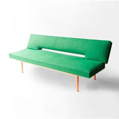 Oak Sofa Bed by Miroslav Navrátil, 1960s