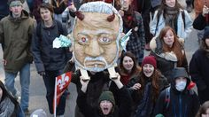 Anti-austerity protests in Montreal   CTV News