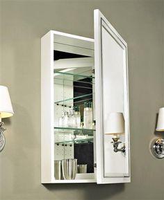 Bathroom Furnishings | Mirrors | Metropolitan Collection | Fairmont Designs
