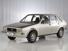 Volkswagen Classic - The Unfinished: the original Passat EA 272