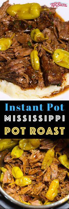 Pressure Cooker Pot Roast, Best Pressure Cooker, Instant Pot Pressure Cooker, Pressure Cooker Recipes, Chuck Roast Recipes, Pot Roast Recipes, Pumpkin Recipes, Fall Recipes, Cooking Recipes