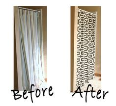 DIY Shower curtain in about an hour! | Sew Fine Fabric