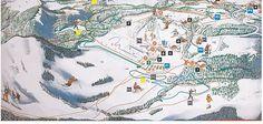 small skiresort in winter Artwork, Ski Trips, Skiing, Photo Illustration, Work Of Art