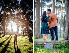 Sunny & Vaneet's Pre Wedding Shoot in San Francisco!
