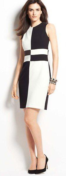 Wedding Guest Dress Pick: Ann Taylor Trendy Peplum Dresses | Peplum ...