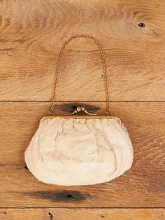 Vintage Lace Ballerina Bag at Free People Clothing Boutique - StyleSays