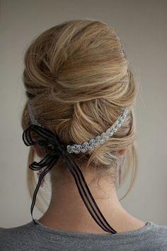 Twisted Updo Hair | http://twistbraidhairstyles.blogspot.com