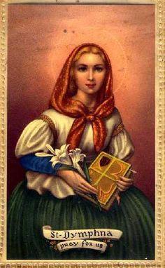 saint dympha catholic saint - Bing Images