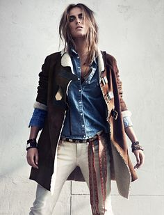 Swedish label www.hunkydory.se delivering an all american tomboy Fall/Winter 2011 campaign