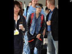 Justin Bieber y Selena Gomez llegaron juntos a Japón (fotos) - impre.com