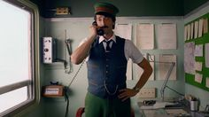 Adrien Brody Saves Christmas on a Train in 'Come Together', A Charming Short Film by Wes Anderson