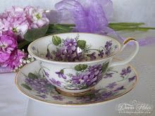 Please have some tea with me... Donna's Designs