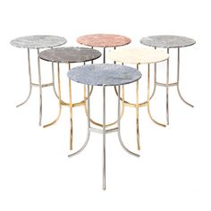 Tables by Cedric Hartman