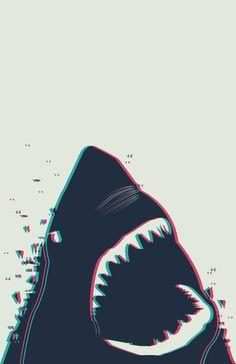 Shark Attack! by Prakash Khatri Chhetri