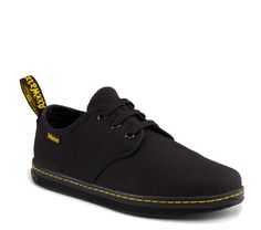 Dr Martens SOHO BLACK CANVAS - Doc Martens Boots and Shoes