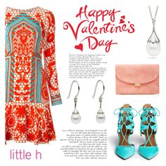 """New Contest: Valentine's Day!"" by littlehjewelry ❤ liked on Polyvore featuring Temperley London, Aquazzura, Mansur Gavriel, women's clothing, women's fashion, women, female, woman, misses and juniors"