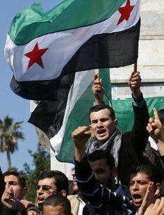Syrian Revolution Flag