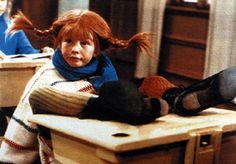 fab role models for little girls : pippi langstrumpf
