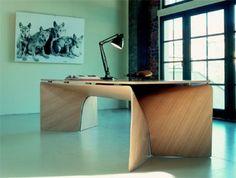 home office - Big Bend Desk by Cerruti Baleri