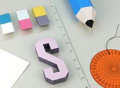 Back to School Pencil Favor Boxes - Mr Printables Back To School Party, School Parties, Easy Arts And Crafts, Fun Crafts, Mr Printables, Back To School Stationery, School Sets, School Fun, Camping Crafts