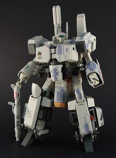 Macross/Robotech X | flickr | Rohby