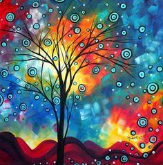 No solo son colores, son lo que trasmiten cada vez que los ves, es paz y armonía, mezclados con la fuerza y la pureza