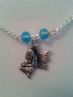 Fairy Anklet Bracelets by BJDevine on Etsy