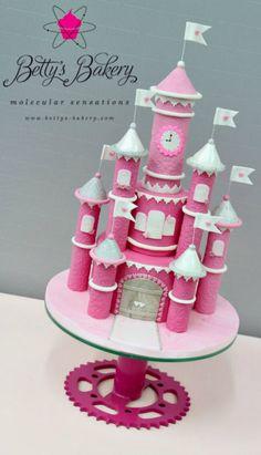 """Castle of Love"" Cake"
