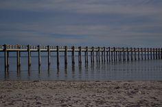 Beach Pier, Pascagoula, MS