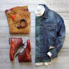 20 combos para te inspirar a se vestir melhor | El Hombre