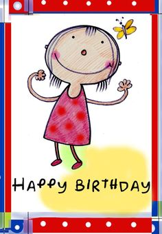 Birthday Card Free Printable