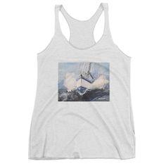 Sailing The Oceans - Women's tank top