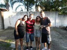 Diego, Vanessa e Yuri