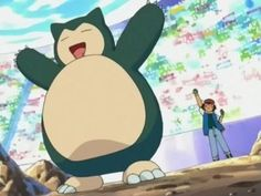 Wow! - Snorlax is one of my favorites | CHECK OUT MORE pokepins SHOTS AT POKEPINS.COM | #pokemon #gottacatchemall #pikachu #charmander #squirtle #bulbasaur #ferokie #haunter #garydos #mew #mewtwo #shiny #teamrocket #teammagma #ash #misty #brock