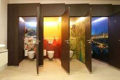 Resultado de imagen para imagenes de baños higiénicos