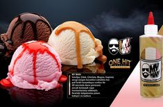 Vape, Ice Cream, Desserts, Food, Smoke, No Churn Ice Cream, Tailgate Desserts, Deserts, Electronic Cigarette
