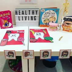 This week is all about keeping clean and personal hygiene! The children have been learning about their teeth. How to brush them what food or drink is good for our teeth and how we keep our bodies clean! . . . #healthyliving #dentist #teeth #display #homeschooling #homeeducator #homeed #mummyblogger -#keepingfit #mamateachesme #happyteeth #brushingteeth #toothbrush #miswak #toothpaste #hygiene #keepingclean #washinghands